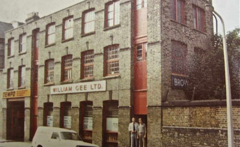 William Gee are hiring: Join the team in our London shop!