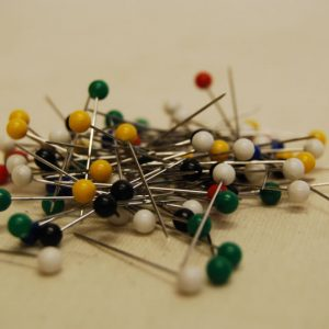 Colour-Headed-Pins