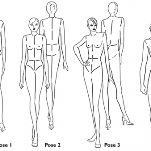 shoben-fashion-figure-template
