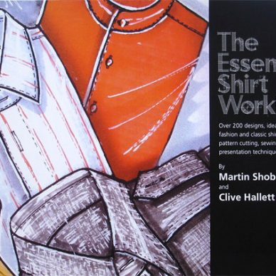 The Essential Shirt Workbook by Martin Shoben & Clive Hallett