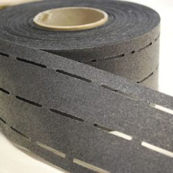 Fuse and Fold Waistbanding - Charcoal