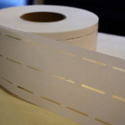 Fuse and Fold Waistbanding - White