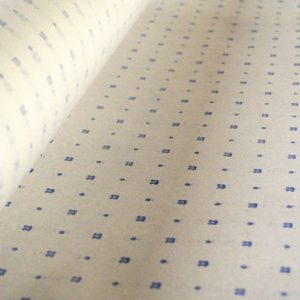 Spot-and-Cross-pattern-paper-blue-william-gee