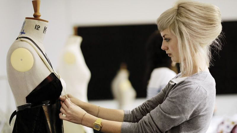 Fashion Design the subjects in which college students major