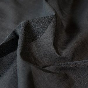 8860 Cotton Interlining - Iron On - Light - Black