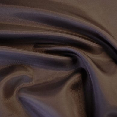 Acetate Taffeta A41 - Brown - William Gee