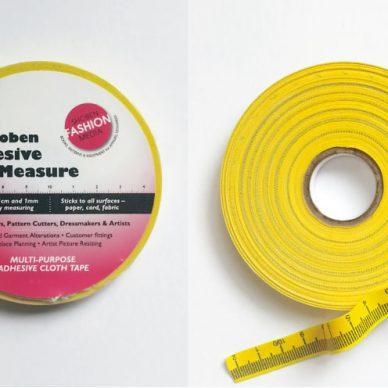 Adhesive Tape Measure - 10m