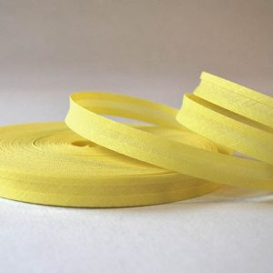 Bias Binding Cotton - Lemon