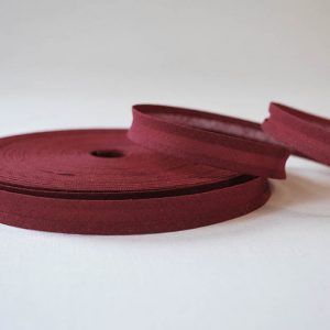 Bias Binding Cotton - Maroon