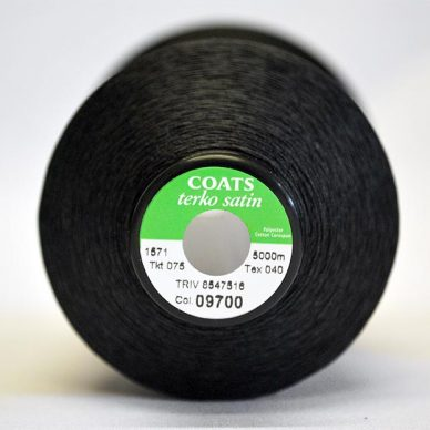 Coats Sewing Threads - Terko Satin 75