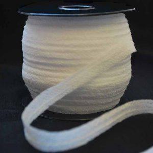 Vilene Bias Tape - White