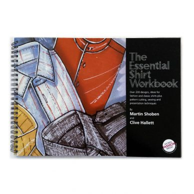Essential Shirt Workbook by Shoben Front Cover - William Gee UK