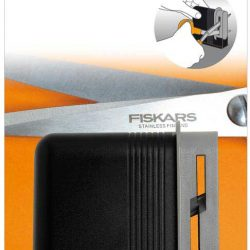 Fiskars Scissors Sharpener Box 9600D in pack