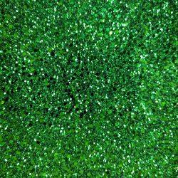 Glitter Fabric in Green GLJ28 - William Gee