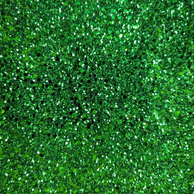 Glitter Fabric in Green GLJ28 - William Gee