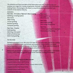 Grading for the Fashion Industry - Theory and Practice - Back