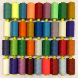 Gutermann Mara 70 Sewing Thread Range - William Gee