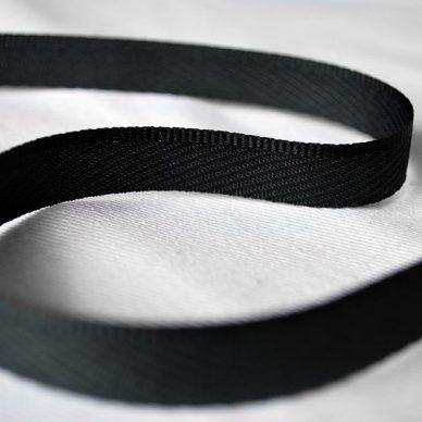 Kick Tape in Black - 13mm - William Gee