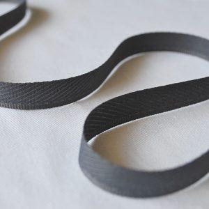 Kick Tape in Dark Grey - 13mm - William Gee