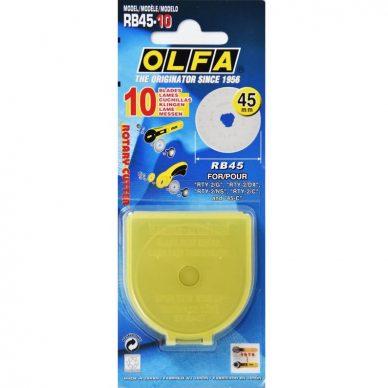 Olfa Rotary Cutter 45mm William Gee UK
