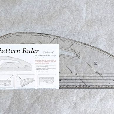 Pattern Ruler - William Gee UK