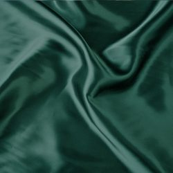 Polyester Lining - Bottle Green - William Gee