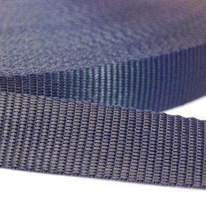 Polypropylene Webbing - Blue
