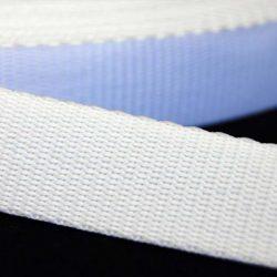 Polypropylene Webbing - White