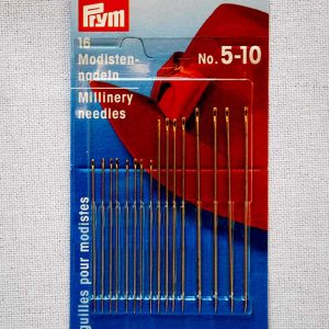 Prym Millinery Needles