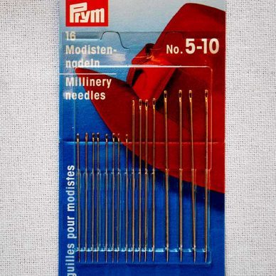 Prym Millinery Needles