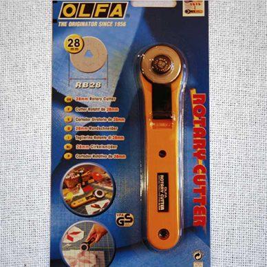 Olfa Rotary Cutter - small 28mm