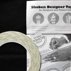 Shoben Designer Tape with info sheet