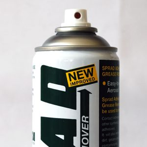 Sprad Adheasive and Grease Remover