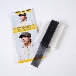 Vilene Edge Tape - Charcoal