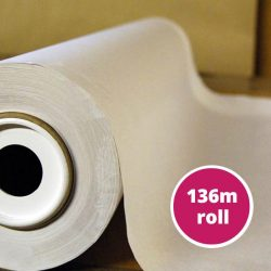 White Marking Tracing Paper 136m