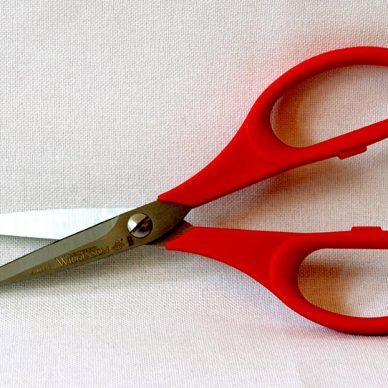 Whiteleys 5010 Lightweight Scissors