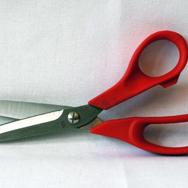 Lightweight Scissors
