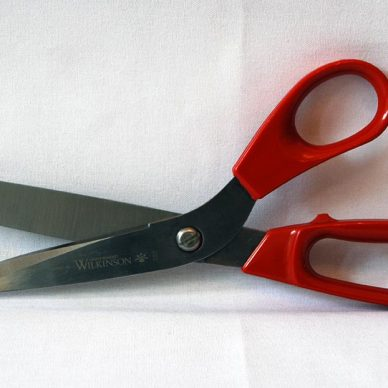 Whiteleys 5060 Lightweight Scissors