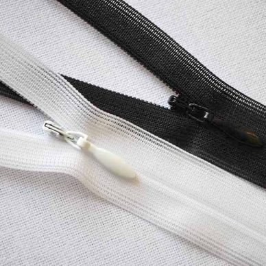 YKK CHC26 Lightweight Invisible Zips