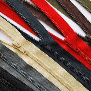 YKK: Nylon Zips