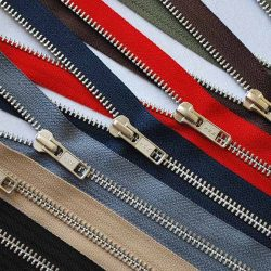 YKK MAO56 No.5 Open Ended Metal Zips