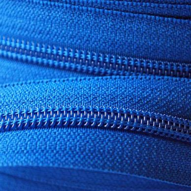 YKK Nylon Zip Chain No.5 - Blue