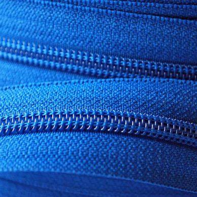 YKK Nylon Zip Chain No.5 - Blue