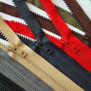 YKK VSOR No.5 Open Ended Plastic Zips