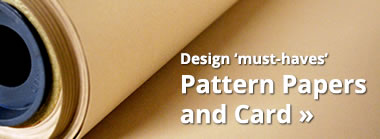Browse our Pattern Papers and Cards
