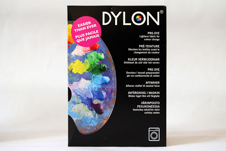 dylon fabric dye instructions