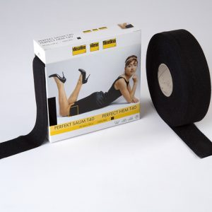 Perfect Hem Tape T40 - Black