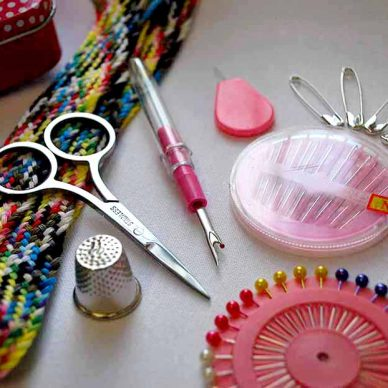 Dotty's Sewing Kit