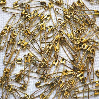 Goldilocks Safety Pins