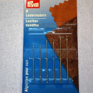 Prym Leather Point Needles